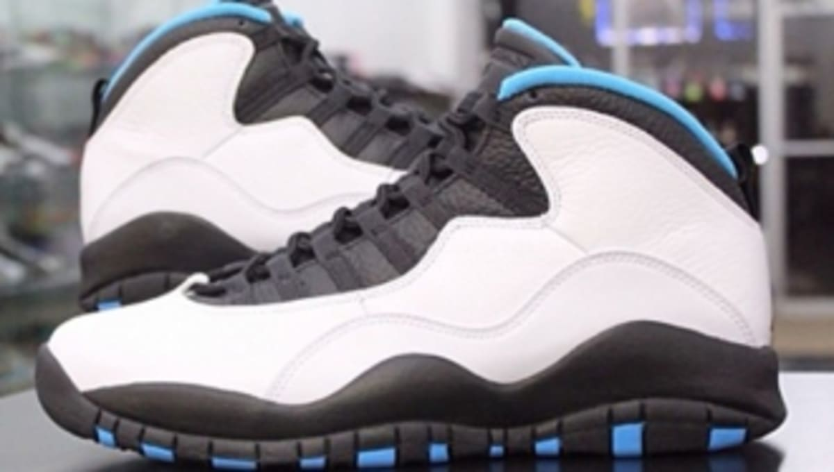 134846800ae Air Jordan 10 Retro - Powder Blue - New Images | Sole Collector