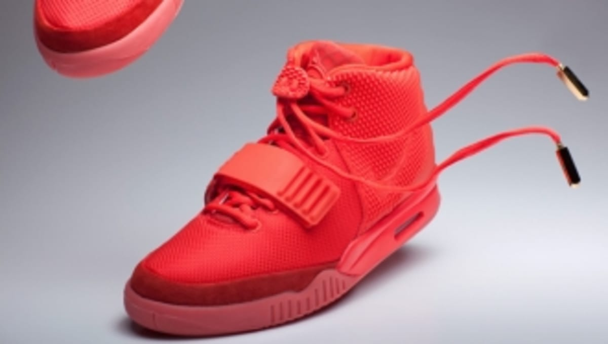 0e2b200ca2ccc End Of An Era    The  Red October  Nike Air Yeezy II