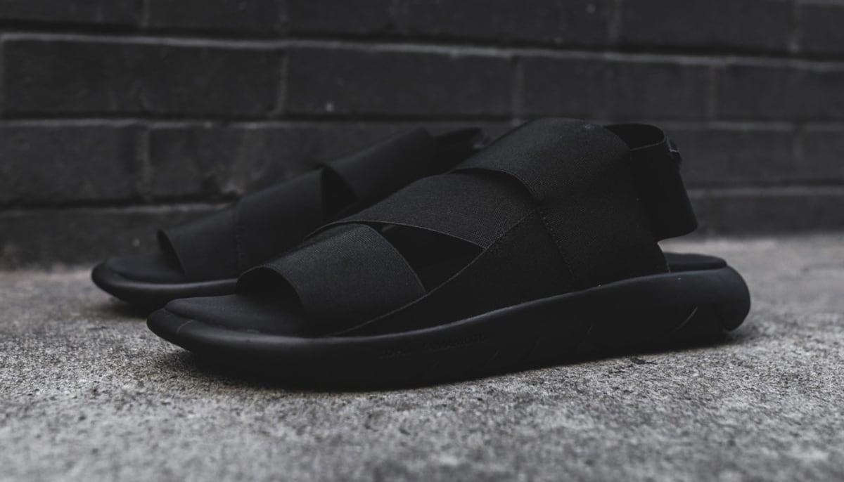 buy online c0f32 09613 ... reduced adidas y3 qasa sandal sole collector 1628c dfafc