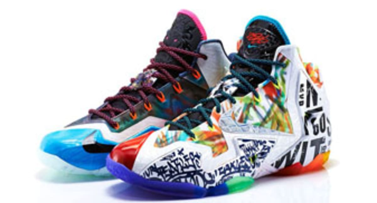 best service 0317a 2550a Nike LeBron 11  The Definitive Guide to Colorways   Sole Collector
