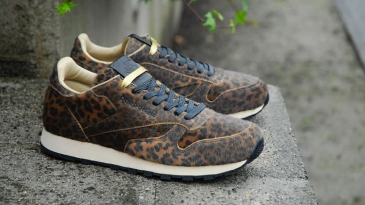 Head Porter Plus x Reebok Classic Leather Available   Sole