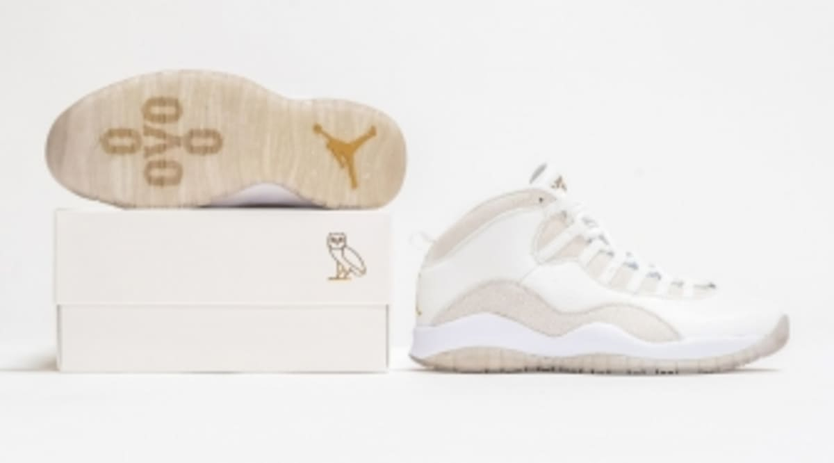 4897adcc88c Jordan Rep Approves of Only Selling 'OVO' Jordans to People Willing to Wear  Them | Sole Collector