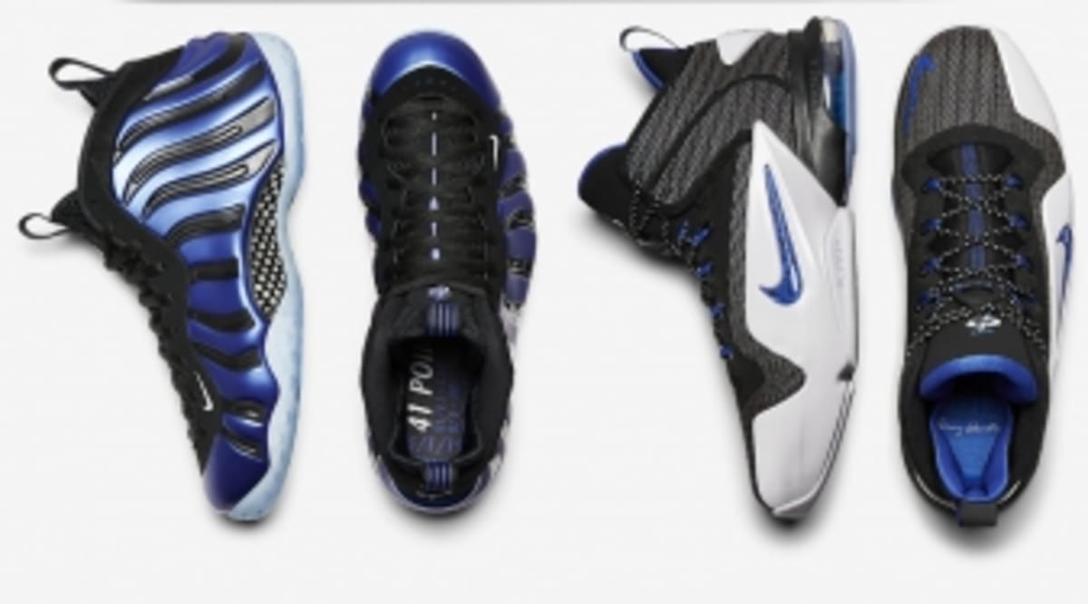 c30f31e74e0 Nike Packages the  Sharpie  Foamposite One With the  Orlando  Penny ...