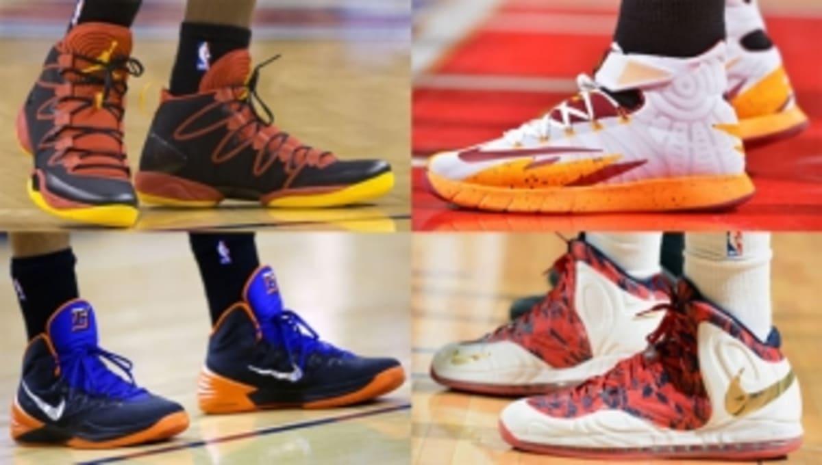 e7ceef0342a4 Sole Watch  Best NBA PE Sneakers of February