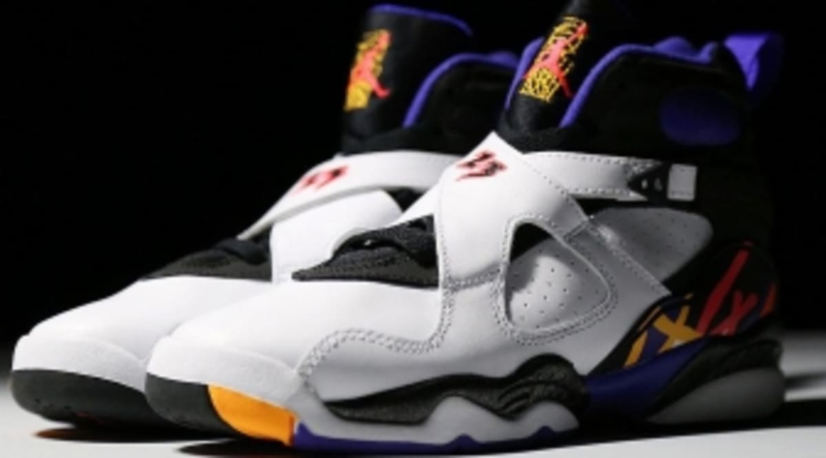 sports shoes f4199 f233f The Air Jordan 8 Is Set to Three-Peat Next Weekend   Sole Collector