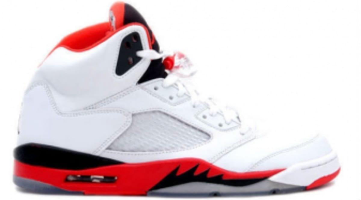 Release Date    Air Jordan Retro 5