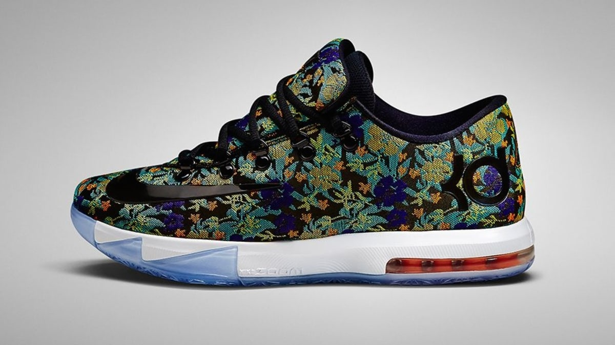 08bdaa4ca32 Official Images and Release Details for the Nike KD 6 EXT  Floral ...