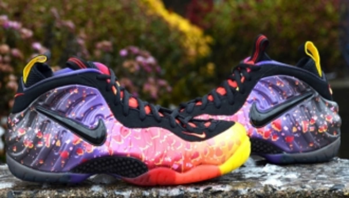joggers with foamposite asteroid - photo #12