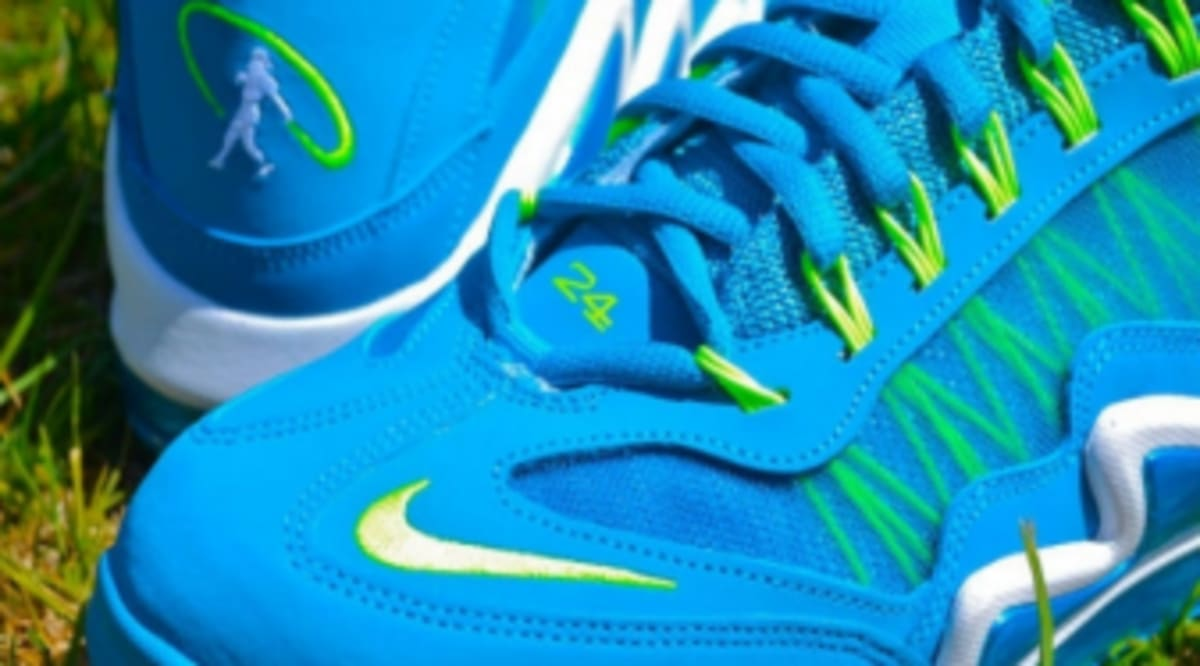 super popular c0b8e 51232 Nike Air Max 360 Diamond Griff - Neo Turquoise   Sole Collector