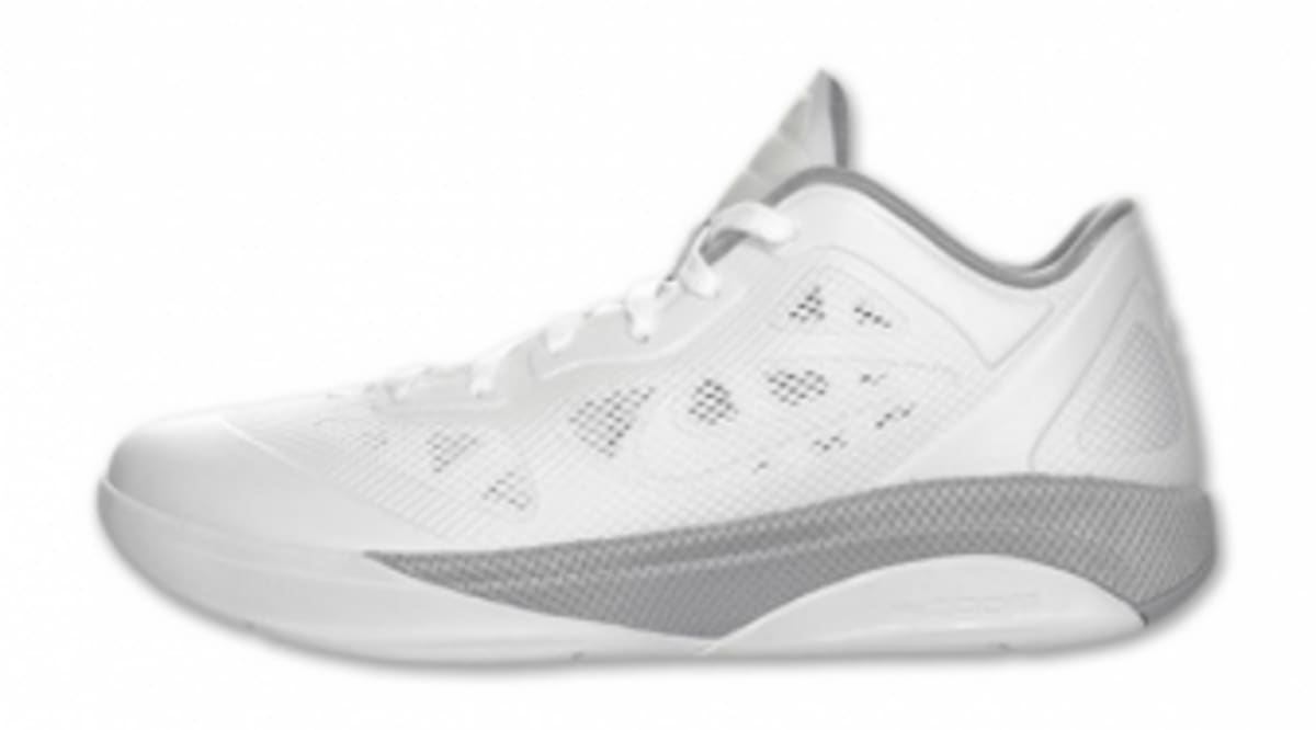 Nike Zoom Hyperfuse 2011 Low - White Wolf Grey  3e83253550