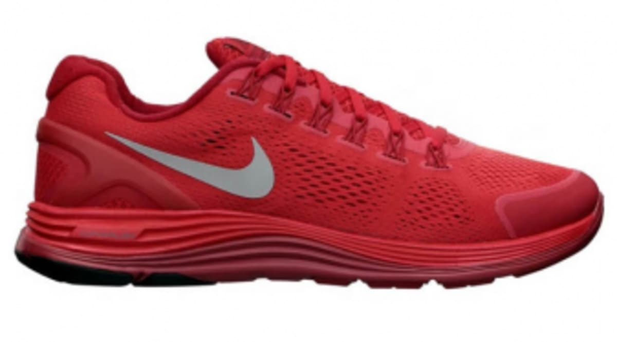 timeless design 23563 6d9f5 Nike Lunarglide+ 4  University Red