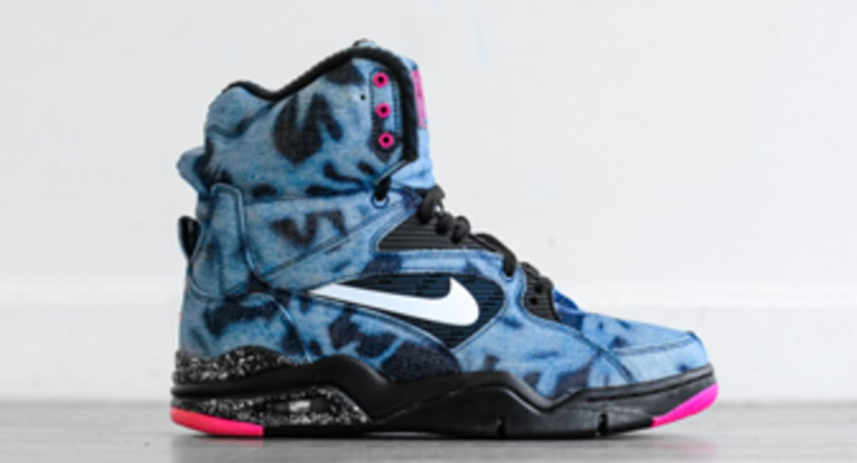 8185c9197996 ... coupon the bleached denim nike air command force is coming soon sole  collector 097ec 30cb5