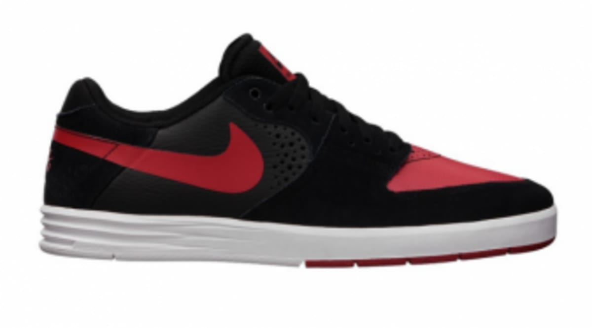 9466642ac07e Nike SB Paul Rodriguez 7 - Black   University Red   White