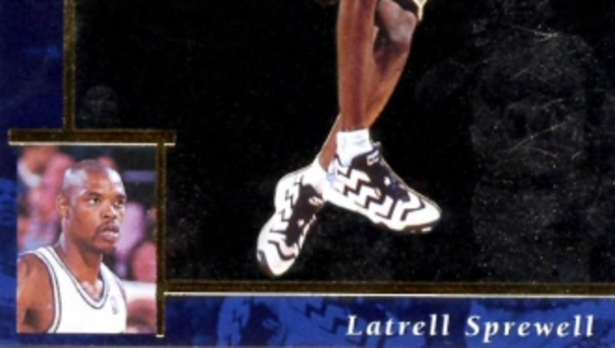 Kicks on Cards The Weekly Collection Featuring Latrell