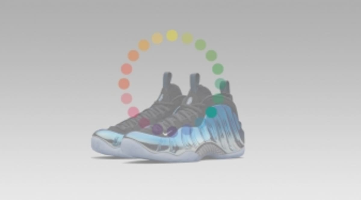 Nike Air Foamposite One Alternate Galaxy HYPEBEAST