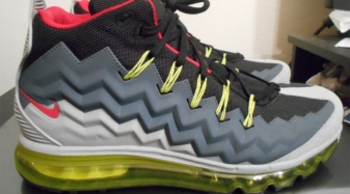 uk availability d1e78 783f8 The Nike Air Max 95 Almost Went Mid In 2014 | Sole Collector