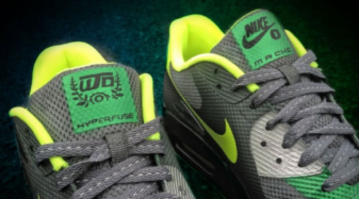 new style c6c3e 665f4 Nike Air Max 90 Hyperfuse