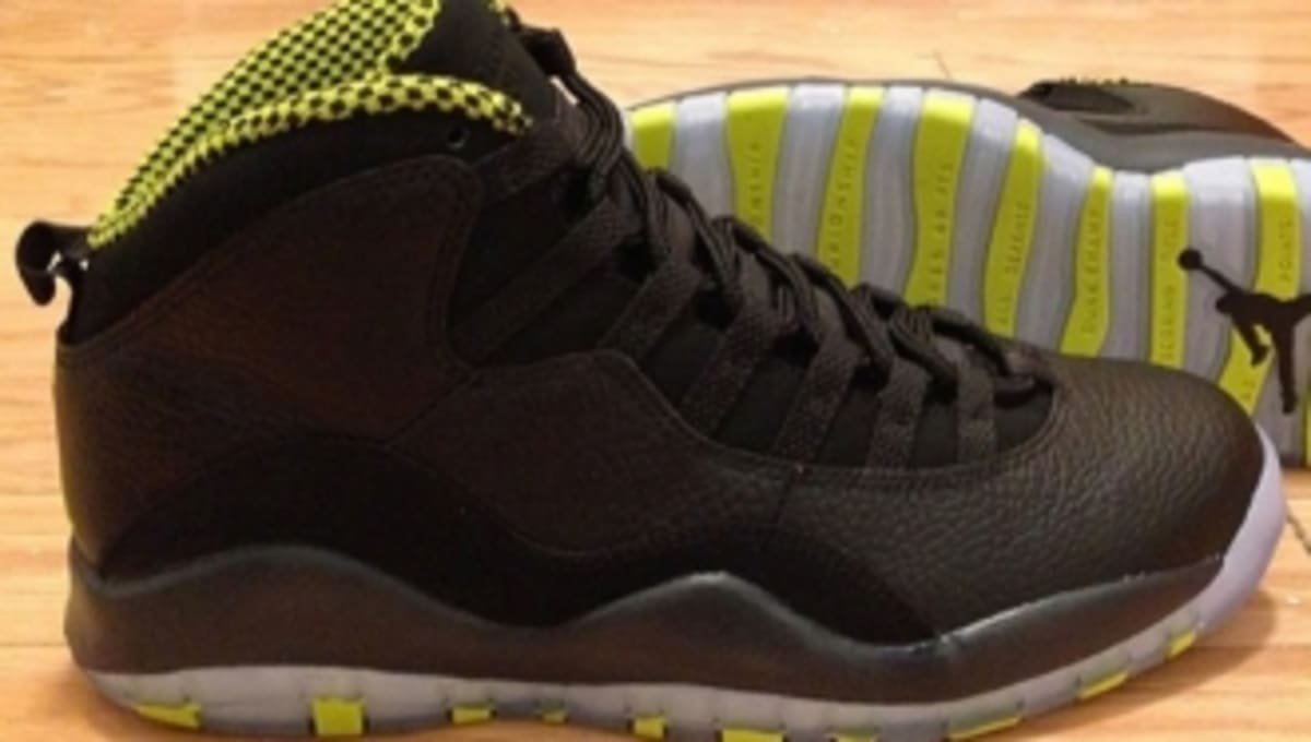 74a9365831b8 Air Jordan 10 Retro - Venom Green