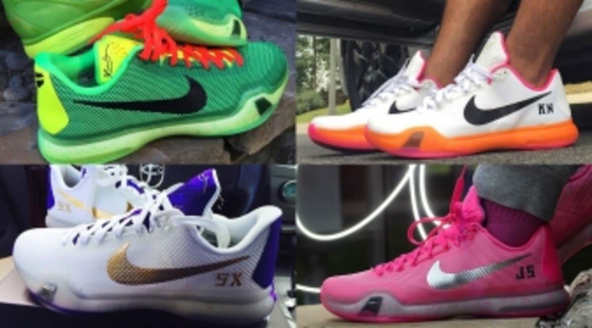 The 25 Best Nike Kobe 10 iD Designs On Instagram