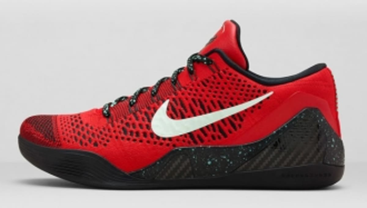 premium selection 54ef4 97c14 An Official Look at the  University Red  Nike Kobe 9 Elite Low   Sole  Collector