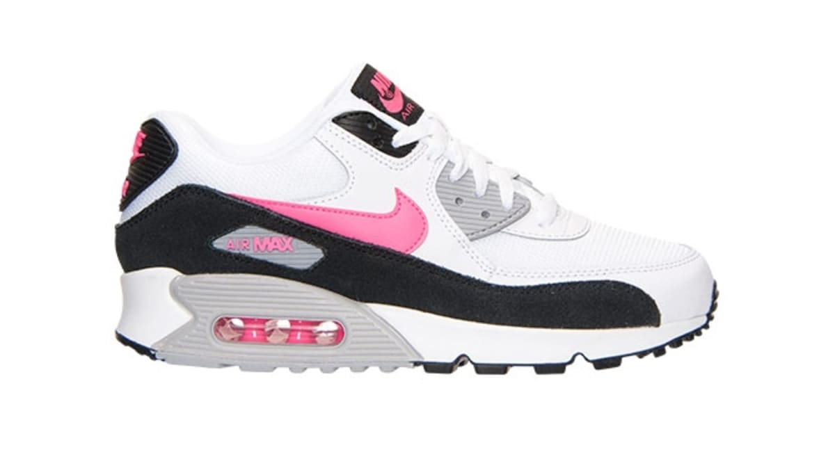 pretty nice 40a8f 19a69 The Nike Air Max 90 Essential Lands in  Hyper Pink    Sole Collector