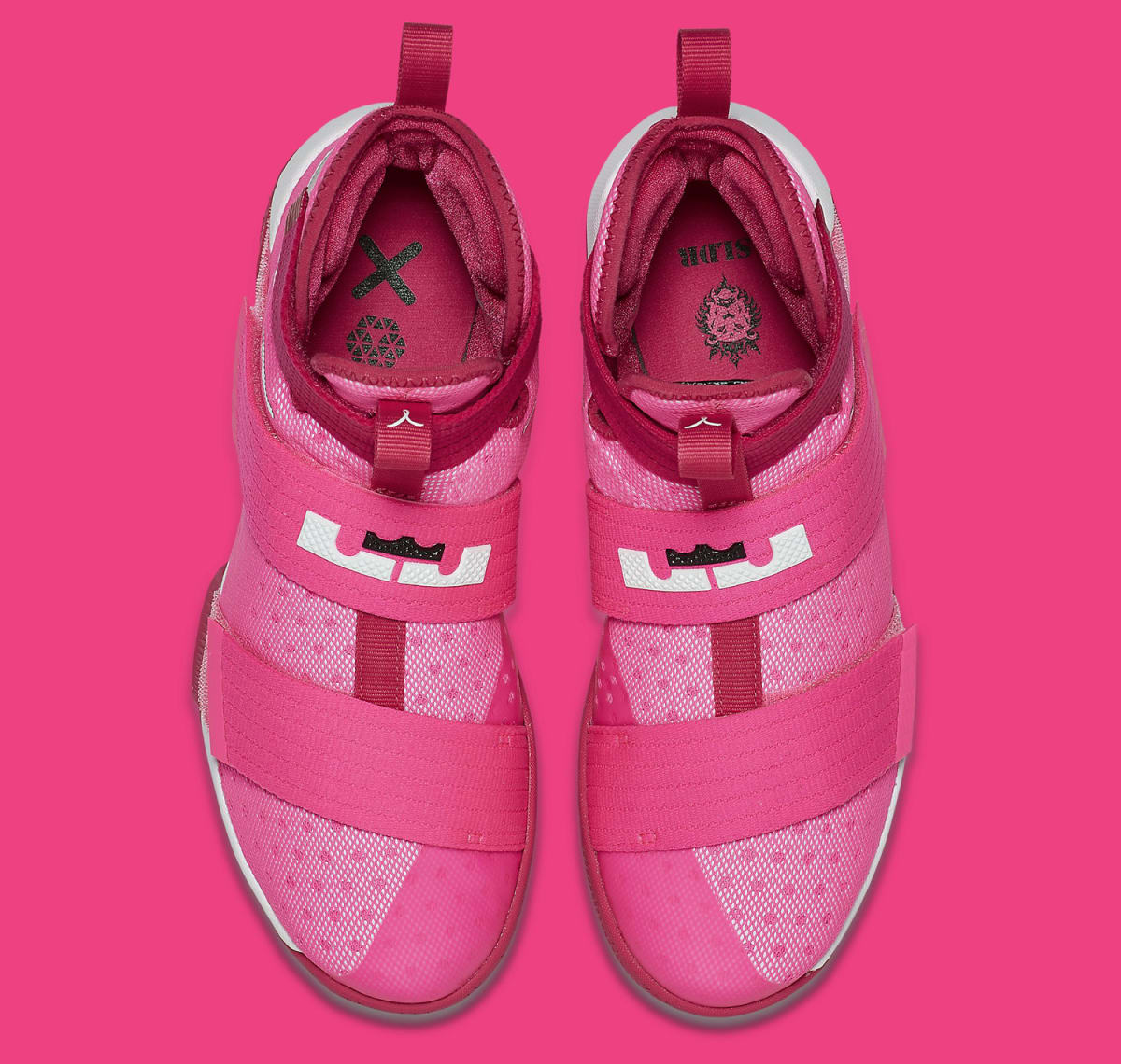 Nike LeBron Soldier 10 Think Pink  c9248b7e2471