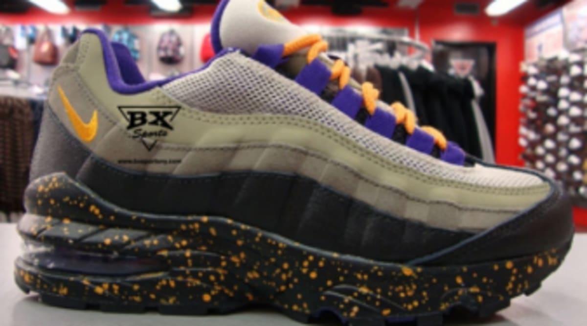 43b9432fe0 Nike Air Max '95 GS - 'Mowabb' | Sole Collector
