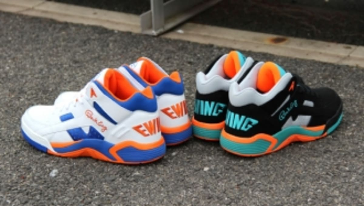 Ewing Wrap Retro - Detailed Photos and Release Date