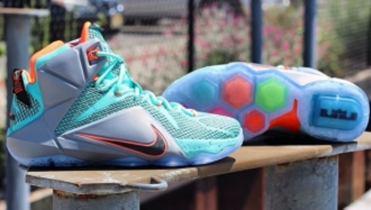 huge discount ef280 72b5a Release Dates   Pricing for Two Nike LeBron 12 Colorways   Sole Collector