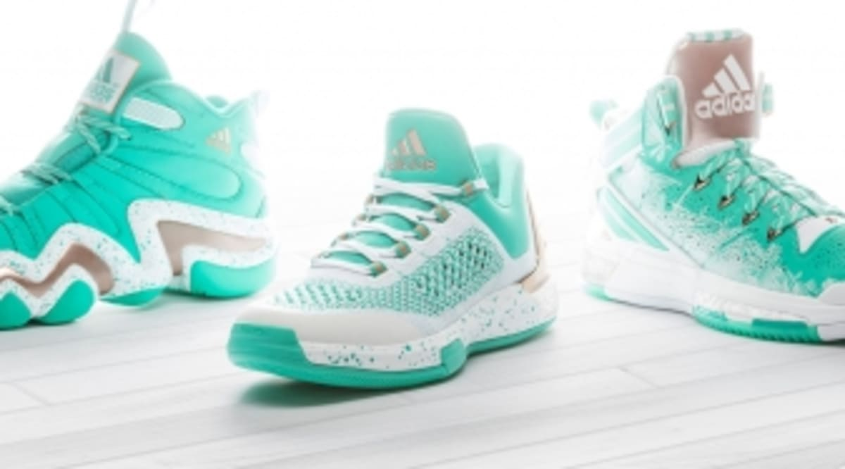 e9ce75dccd8a8 Adidas Athletes Will Wear These Sneakers for the NBA s Christmas Games