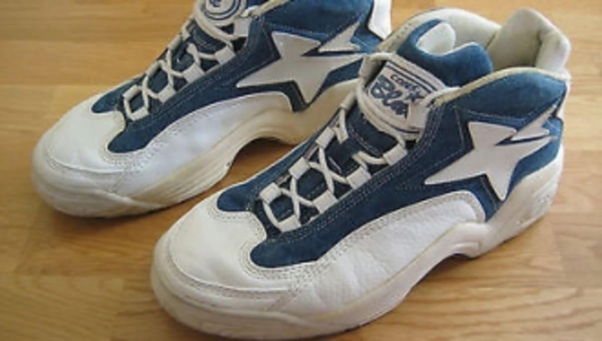 Converse Denim Basketball Shoes Kentucky