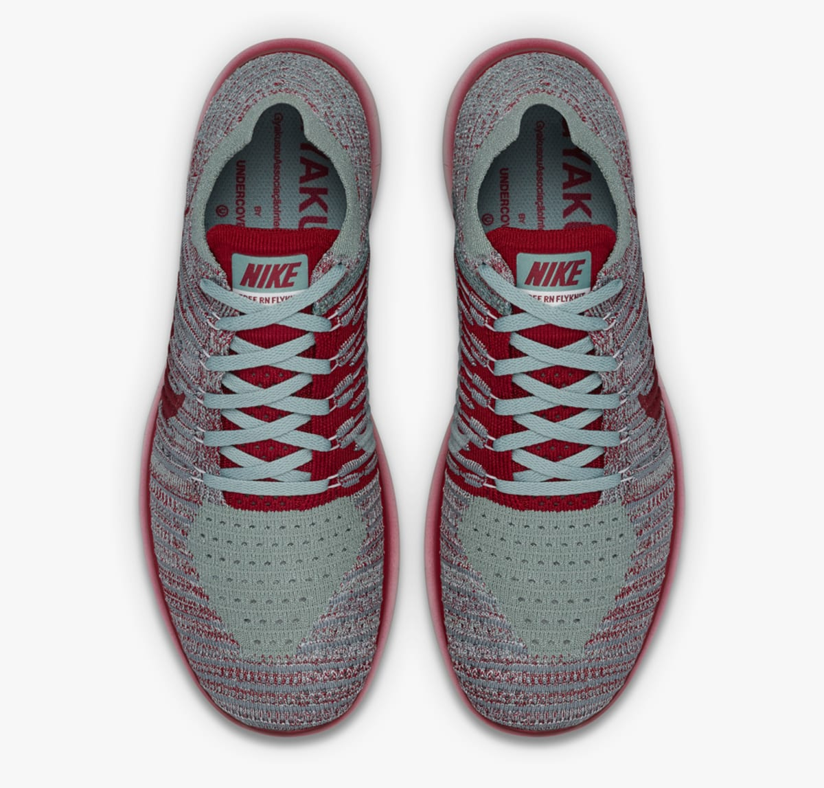 the latest b65a5 25bfc Gyakusou Nike Free RN Flyknit   Sole Collector