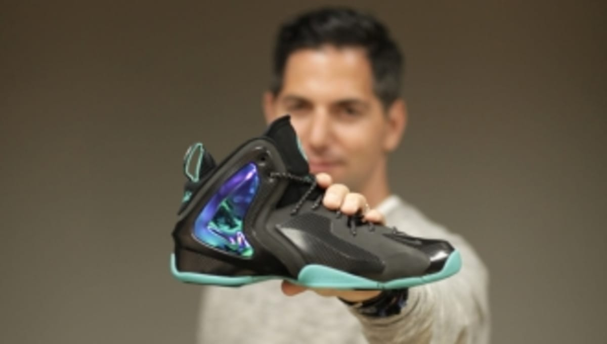 d312abd8b21 Interview    Marc Dolce Details The Nike Lil Penny Posite