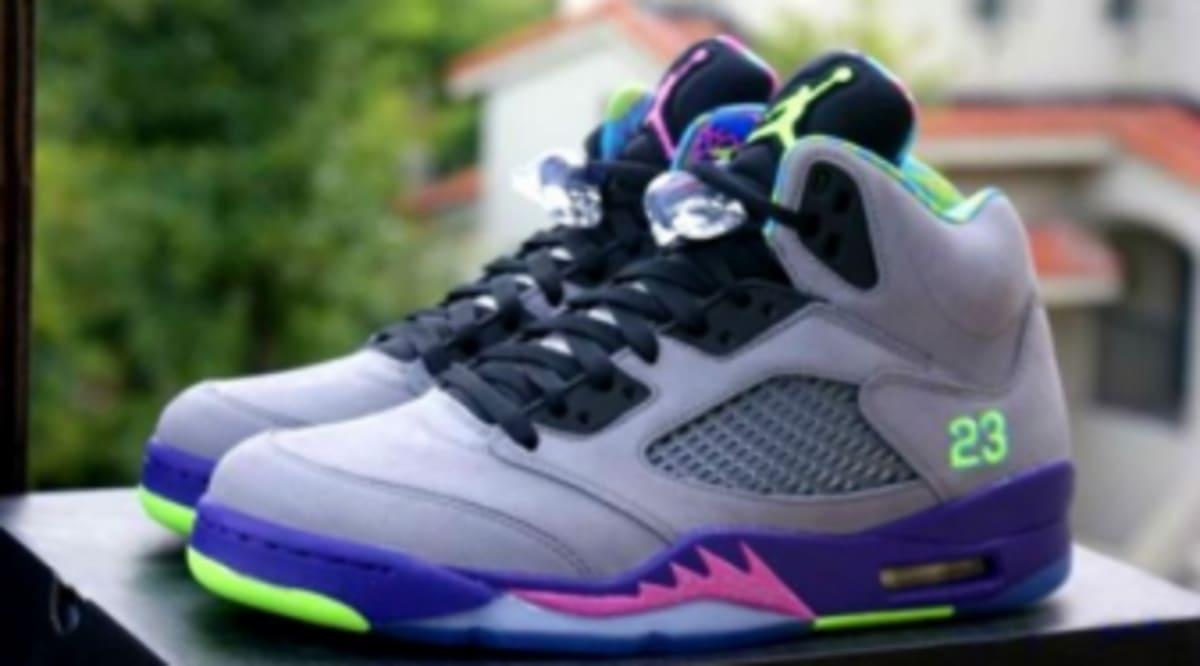 d6849fb592fe5a Air Jordan 5 Retro - Fresh Prince of Bel Air - Detailed Images ...