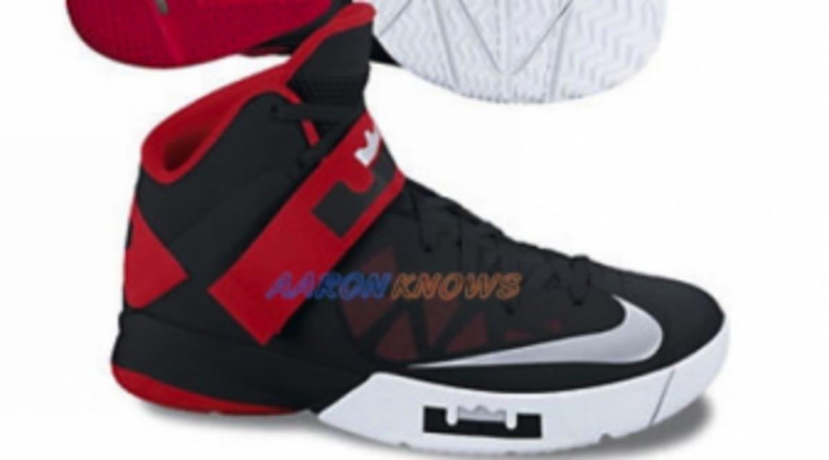 78733538888a Nike Zoom LeBron Soldier VI