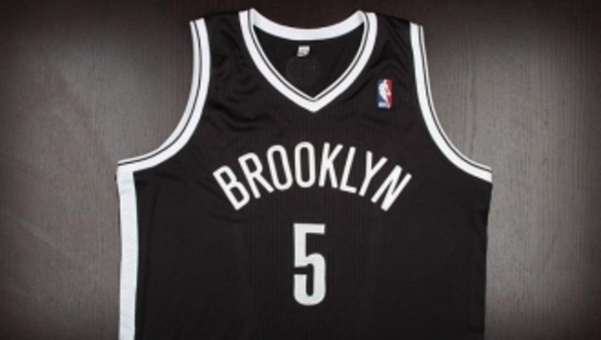 136fbc27b58b Jersey Spotlight    Jason Kidd Brooklyn Nets adidas REV30