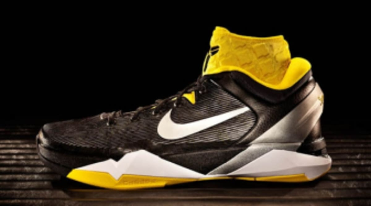 the latest dc1a9 2dd2e Nike Kobe VII System Supreme Unveiled   Sole Collector