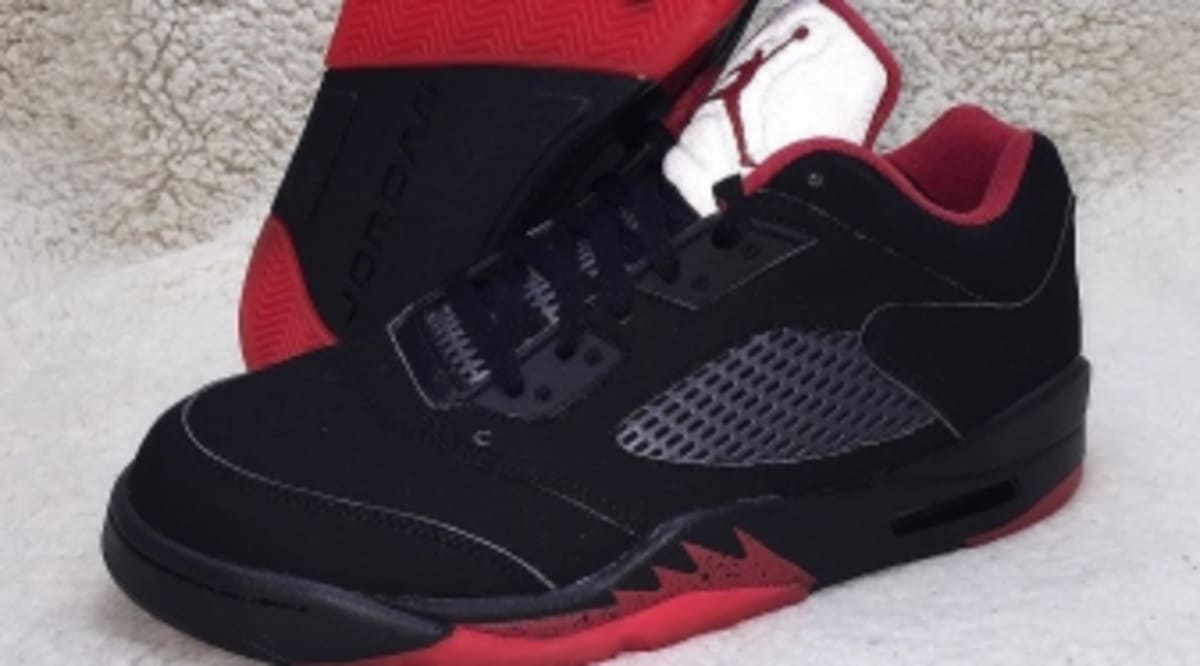 635a50e9343 Release Date: Air Jordan 5 Low 'Alternate 90' | Sole Collector