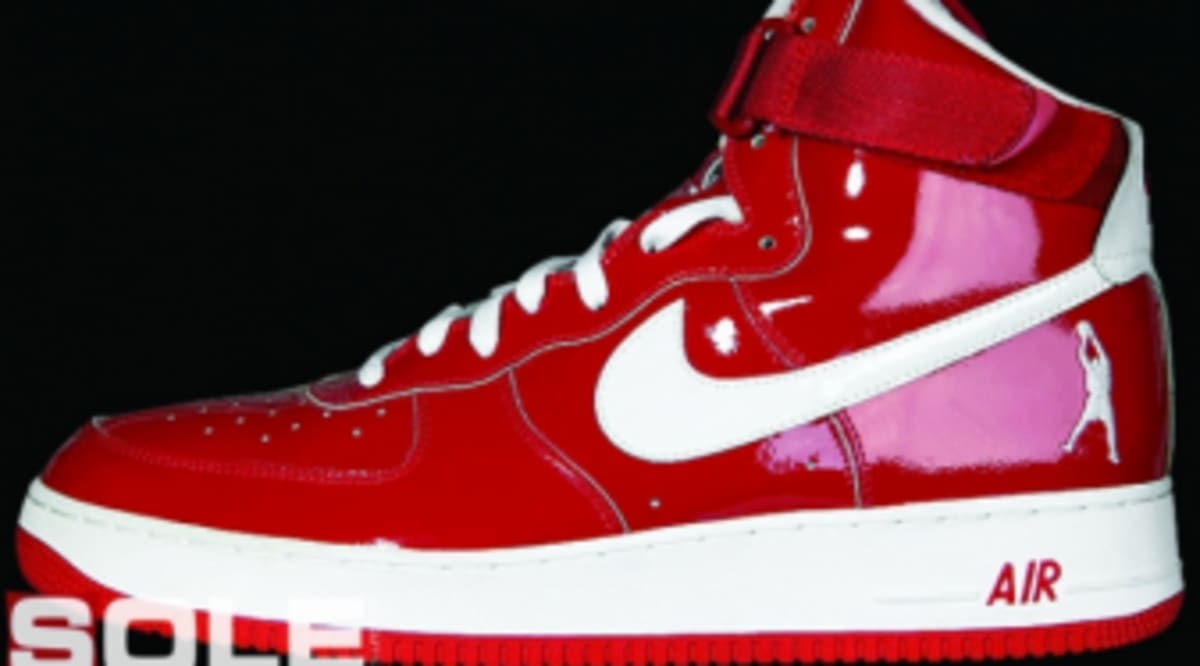the latest 0a5bf 0c9b1 Rasheed Wallace s Air Force 1 Spotlight   Sole Collector
