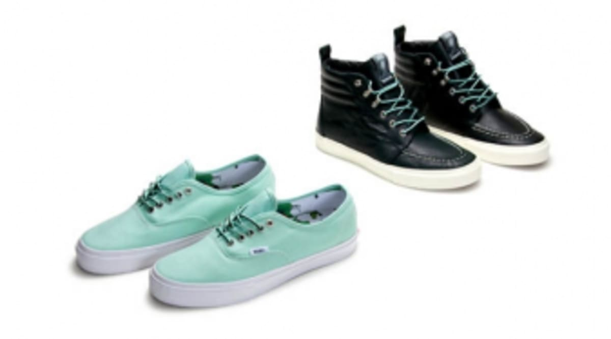 0dd7eb21df Vans Syndicate x Mike Hill - Authentic Pro S and Sk8-Hi Boot S ...