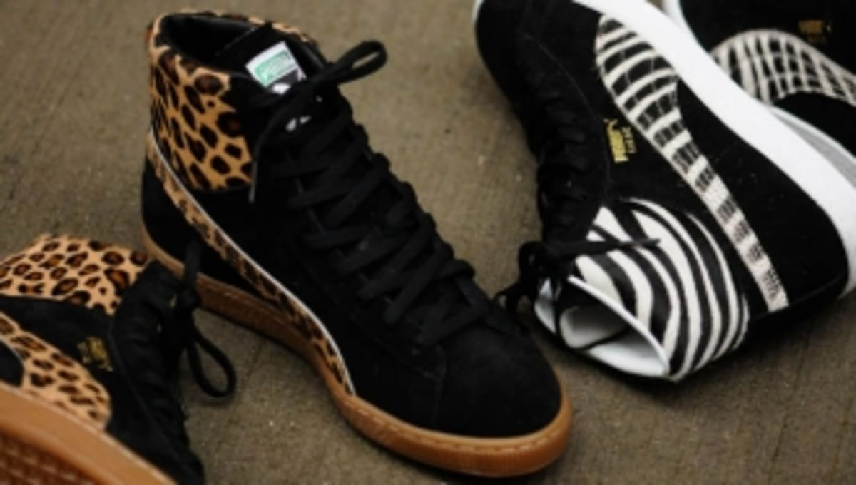 super popular b7613 1791c PUMA Made In Japan Suede Mid  Osaka Zoo  Pack   Sole Collector