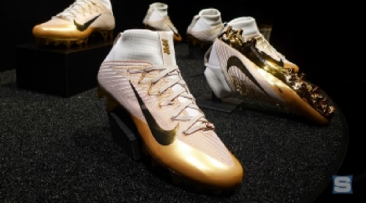 23b29aaa5 Everything You Need to Know About Nike s Super Bowl Cleats