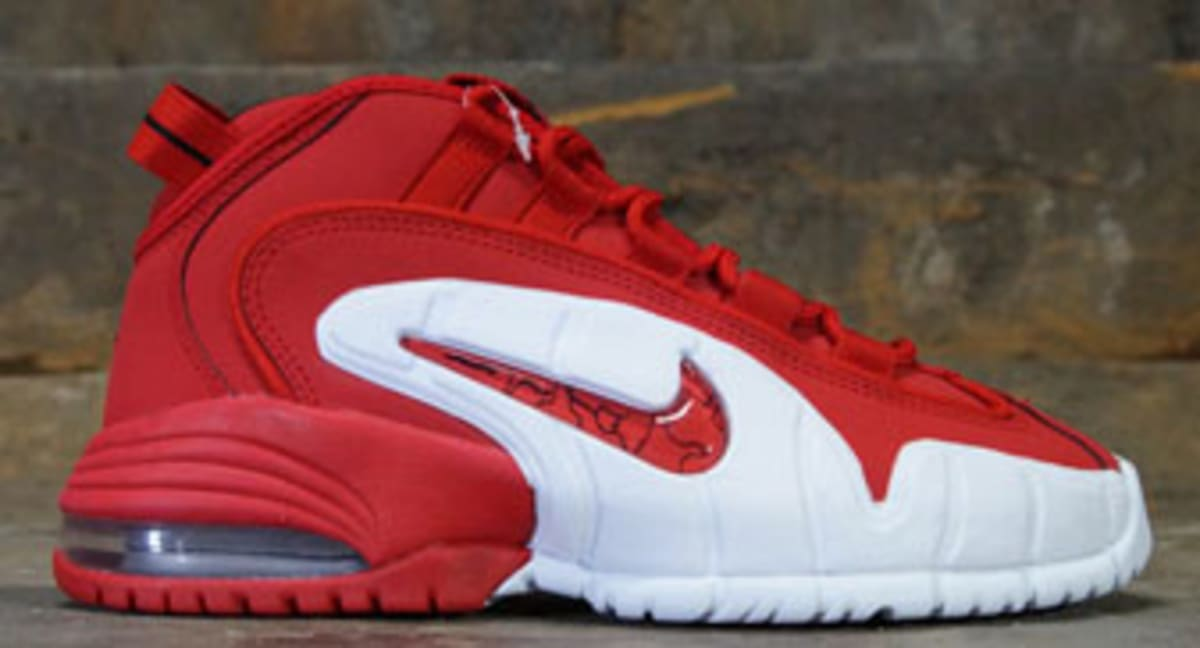 89436420c275fa Nike Air Penny 1 Releasing in Red