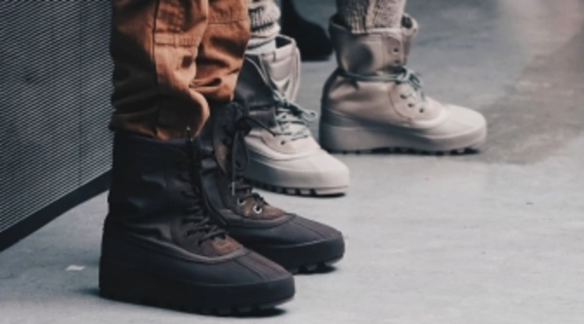 e299821161041 The Four Fall Colorways of Kanye West s adidas Yeezy 950 Boot