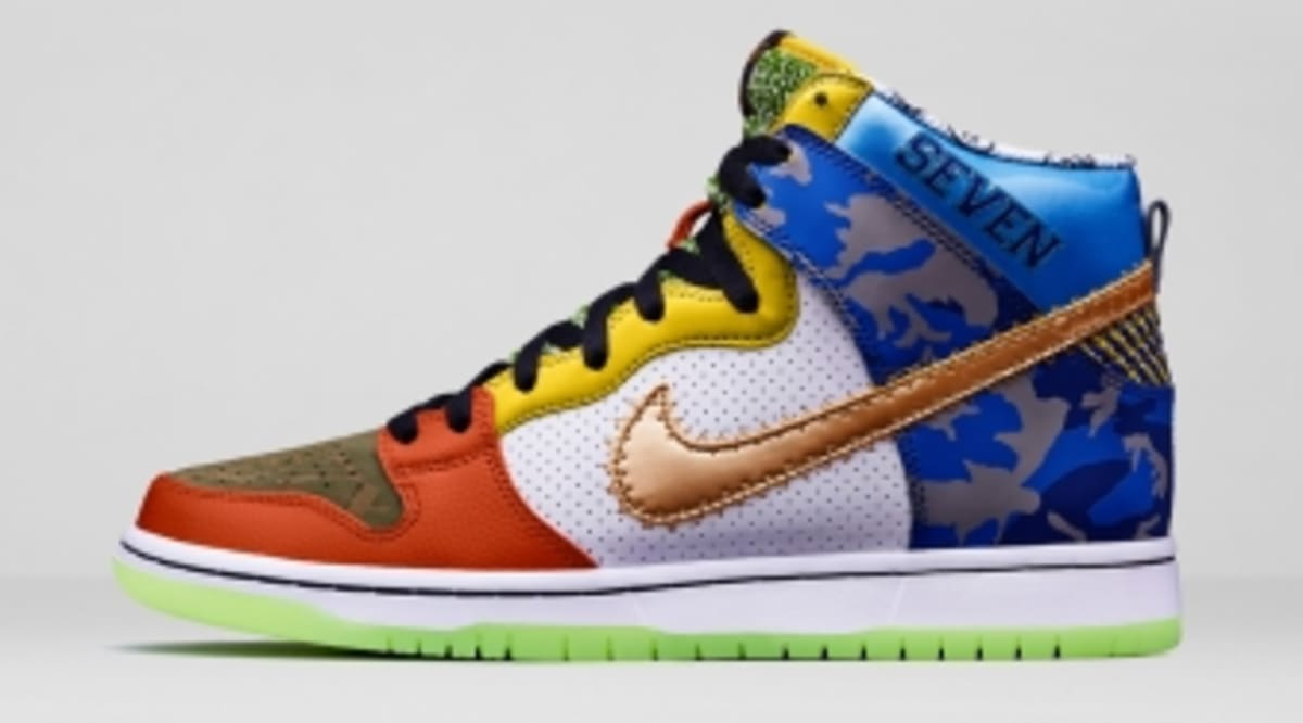 1e8169e1c3f6fd Nike Restarts  What the Doernbecher  Dunk Auctions Because of Fake Bids