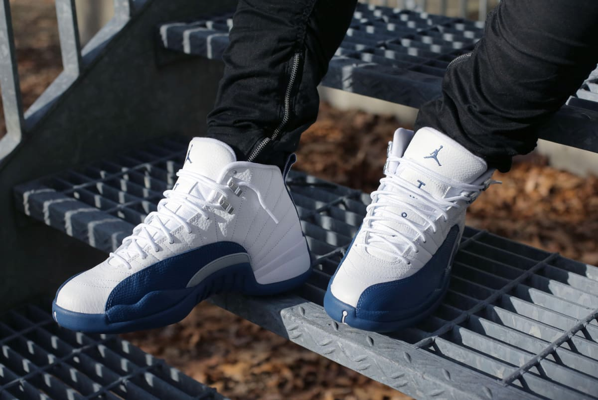 French blue 12s release date in Australia