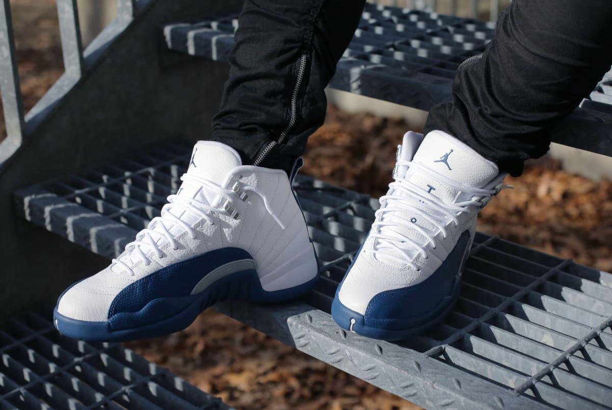 Royalty Blues Shoe Release