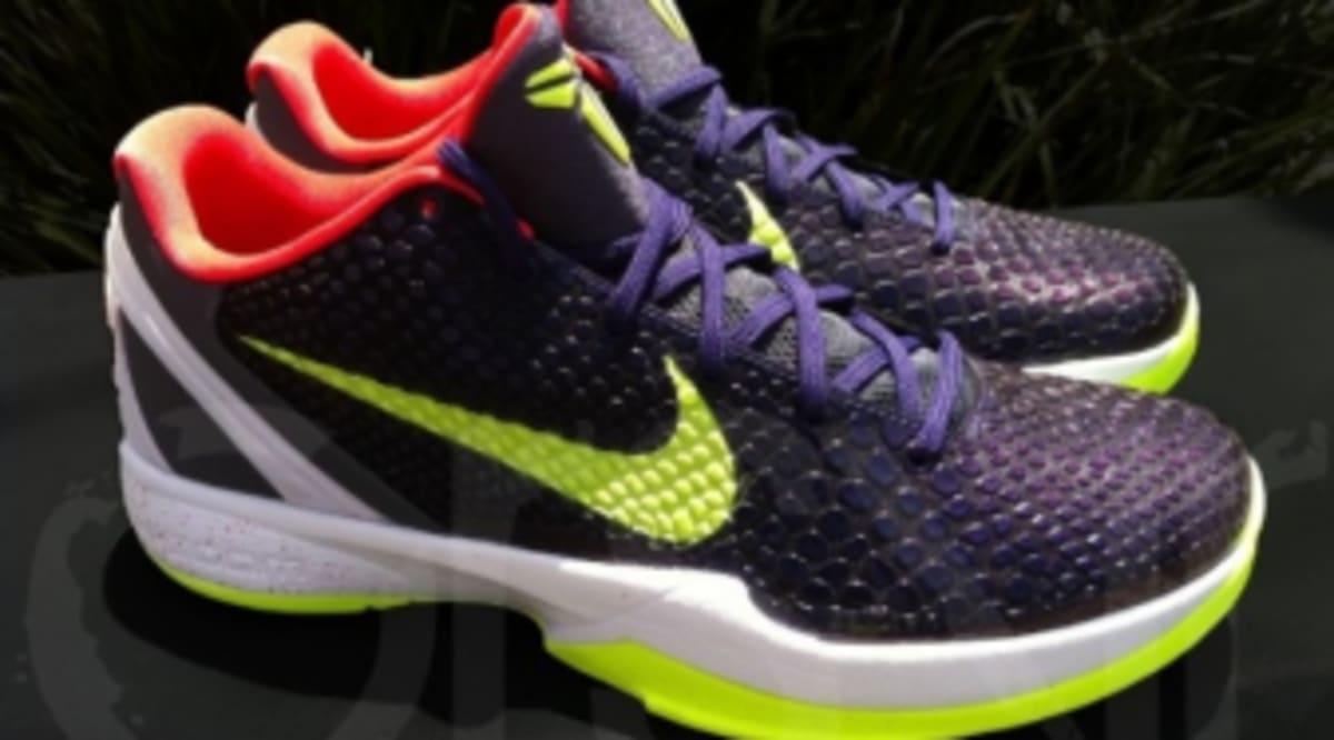 new product a420d 6286d Nike Zoom Kobe VI -