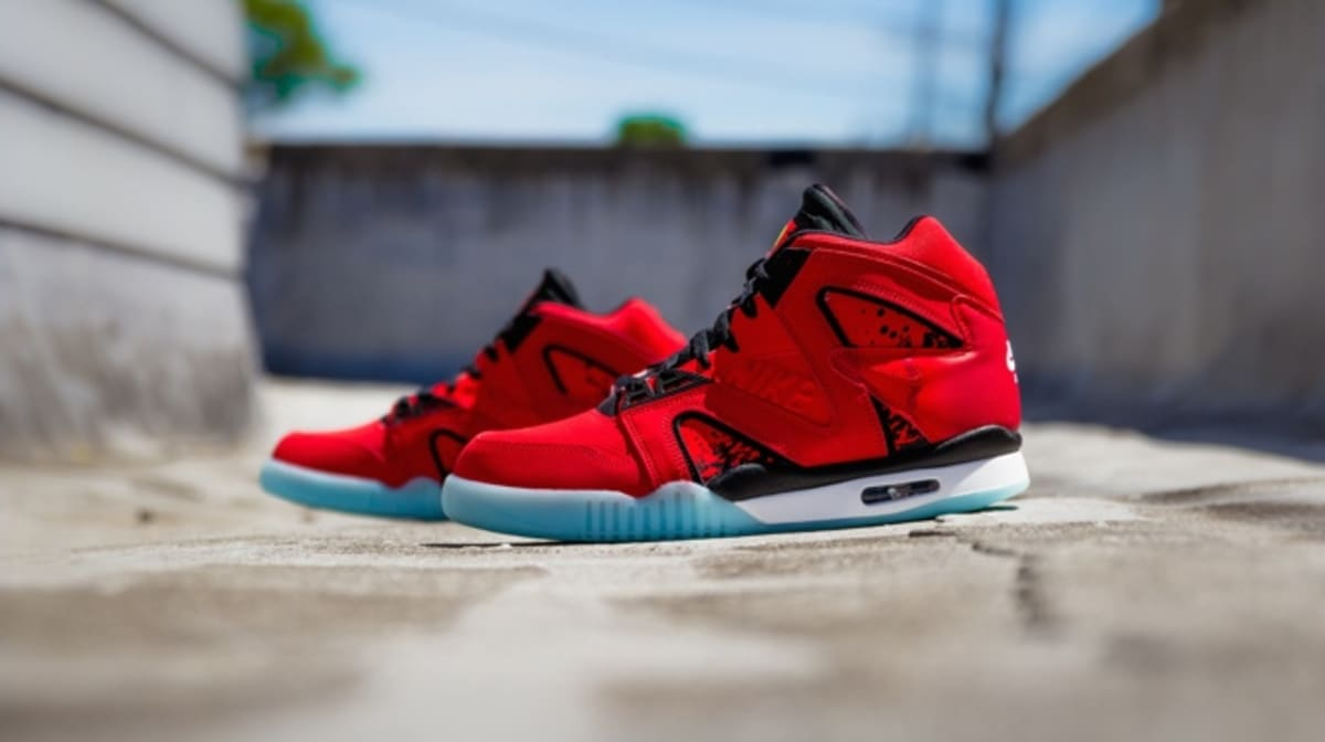 8f7797ea7311 It s Going to be a Red June for the Nike Air Tech Challenge Hybrid ...