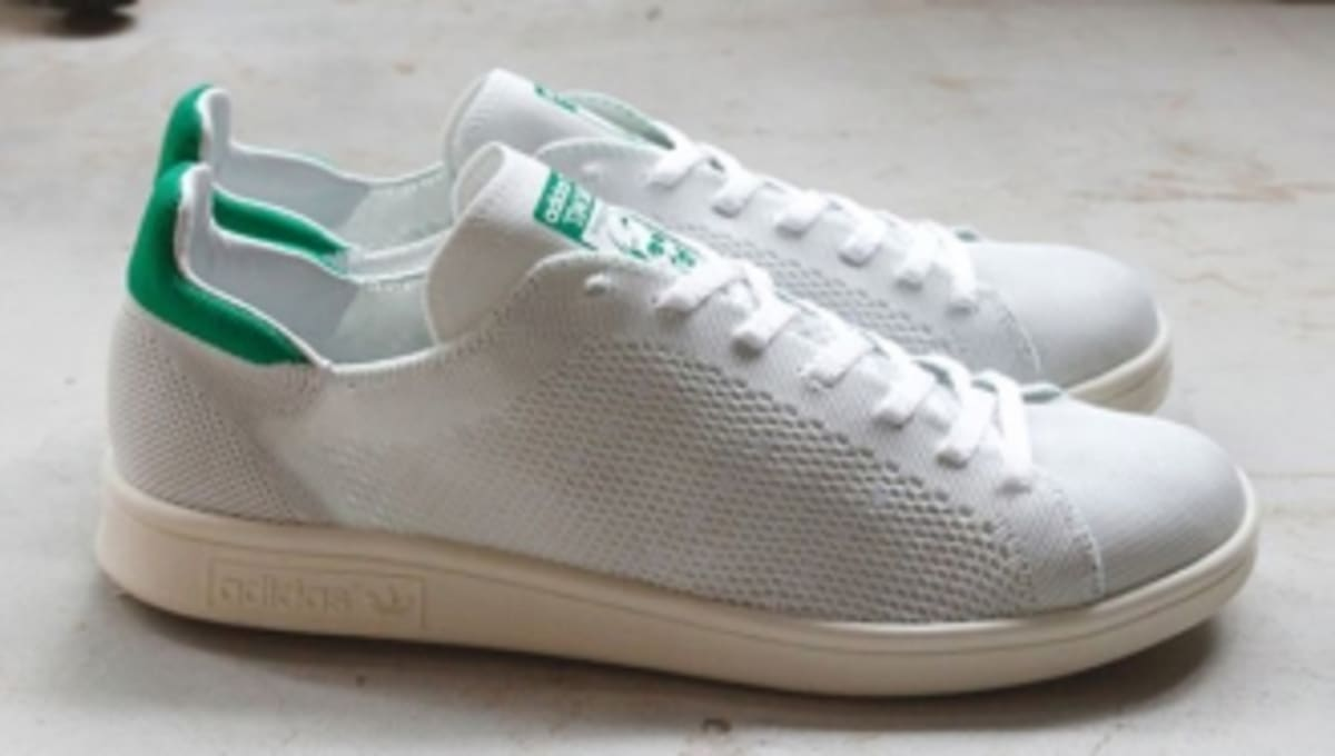 3fdac89bccd The adidas Stan Smith Is Receiving Some PrimeKnit Treatment